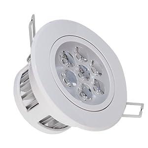 LOHAS 7W 700LM Cool White Ultramodern LED Ceiling/Wall Light from GK Lighting