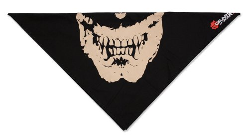 "NECA Gears of War 3 ""Locust Face"" Bandana 1 - 1"