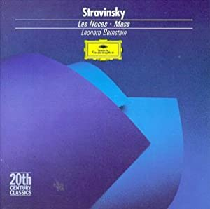 Stravinsky - Vocal Works from Deutsche Grammophon