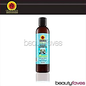 Jamaican Black Castor Oil Organic Shampoo with Shea Butter 8 oz