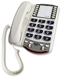 Clarity Amplified Corded Phone XL40 from Clarity
