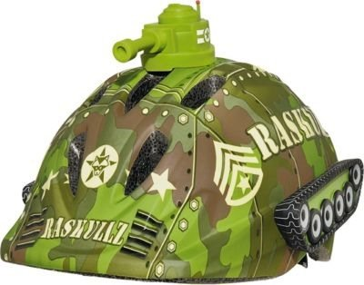Delightful Raskullz Tank Transportz Bike Helmet - Boys' -- from Raskullz Inspire