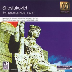 Chostakovitch Symphonie n°5 41NJ858DJ4L