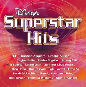 Disney's Superstar Hits by Various Artists