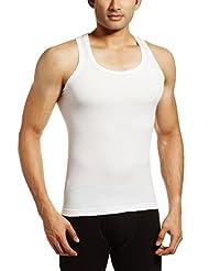 Macroman M-Series Men's Cotton Vest - B00K13S4Y0