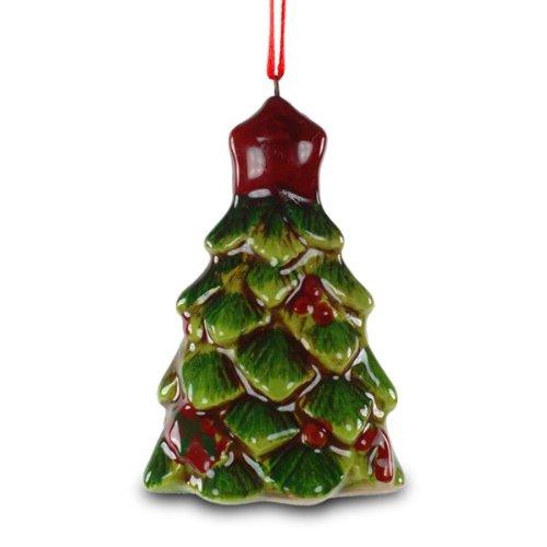 Keramik-Christbaumschmuck 'Weihnachtsbaum'