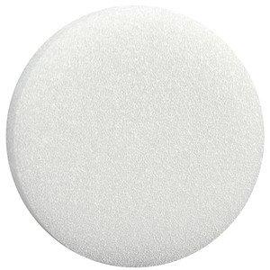 Styrofoam Disc 9X1-1/4 Bulk-White