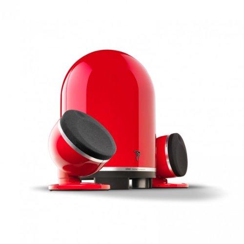 Focal - Dôme 2.1 - 2.1 Speaker System - Red