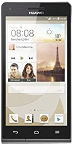 Huawei Ascend G6 Sim Free Smartphone - Black