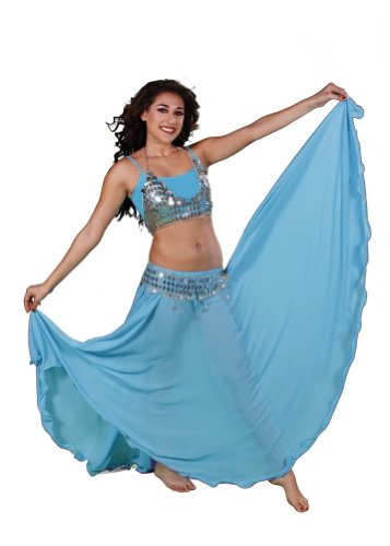 Miss Belly Dance Women's Belly Dancing Halloween Costume Set