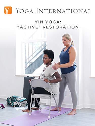 Yin Yoga: