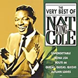 Nat 'King' Cole The Very Best of Nat King Cole