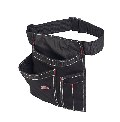 Dickies Work Gear 57080 Black 5-Pocket Single Side Apron (Side Pouch compare prices)