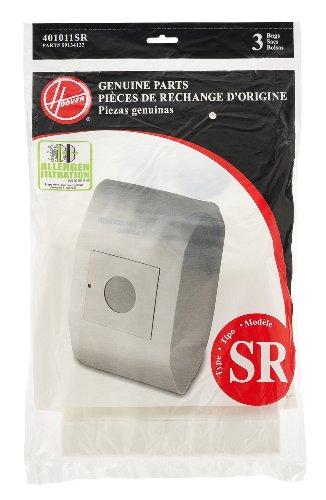 Hoover 401010SR Allergen Filtration Vacuum Cleaner Bag