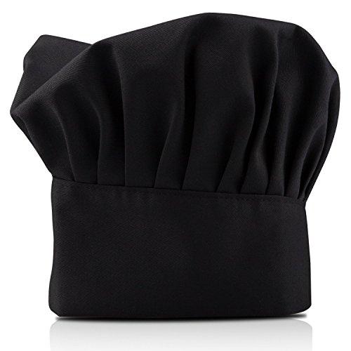 trixes-cappello-professionale-da-chef-nero