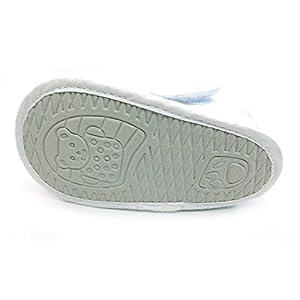 Little Feet Suaves Zapatos De Cuero Del Bebe Baby Sandalias Botines 0-12 meses