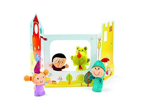 Marionetas Dedo Cuentos Lilliputiens