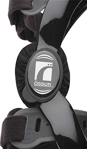 Ossur CTi OTS Knee Brace Standard Version - Maximum Support for ACL, MCL, LCL, PCL, Rotary and Combined Instabilities Injuries - for All Activity Levels (Small, Left, Non PCL) (Tamaño: Small, Left, Non PCL)