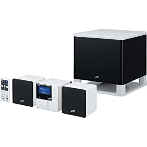 JVC NXPS1 Audio System with iPod Connect (Discontinued by Manufacturer)