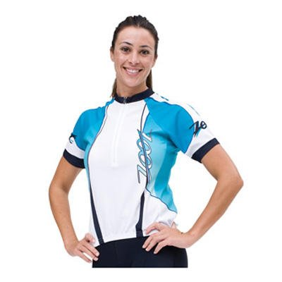 Buy Low Price Zoot Sports 2010 Women's Linear Cycle Jersey – ZS0WCT51 (B003AYH1ZU)