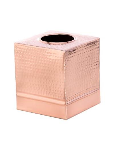 Shiraleah Aga Tissue Box Cover Copper Prime For Home