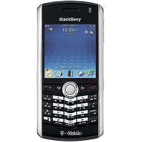 BlackBerry Pearl 8100 Phone, Black (T-Mobile)