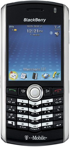 BlackBerry 8100 Pearl myFaves Phone (T-Mobile)