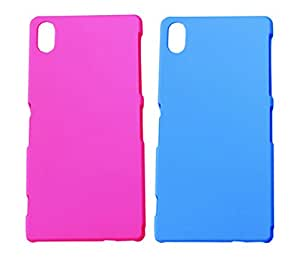 2 Pieces Winsome Deal Exclusive Hard Back Cover Case for Sony Xperia Z2