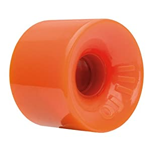 Buy OJ Hot Juice Orange 78a Skateboard Wheel, 60 - mm by OJ's Wheels
