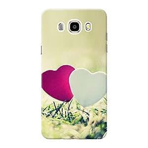 Inkif Printed Designer Case For Samsung Galaxy J5 (2016) Multi-Coloured