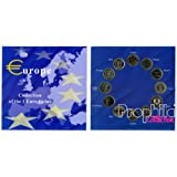monedas para coleccionistas: Europa artículo: 1 Euro-Casa de la Moneda todas 12 países ab 1999 Stempelglanz Stgl...