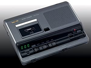 Sanyo TRC-6030 - Microcassette transcriber