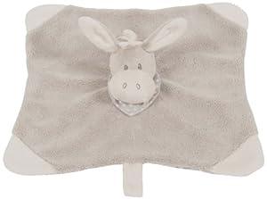 Nattou 211116 Cappuccino - Manta de seguridad para bebé, diseño de burro por Nattou en BebeHogar.com