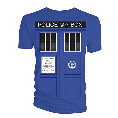 Doctor Who Tardis Door T-Shirt