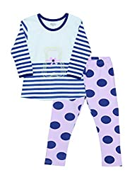 Baby Girl's Top and Legging set