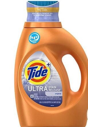 Tide Ultra Stain Release High Efficiency 40oz
