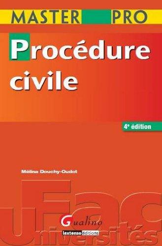 procédure civile (4e édition)