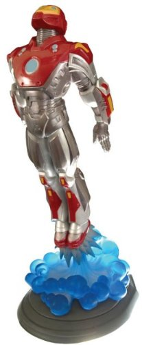 Picture of Diamond Select Marvel Milestones Ultimate Iron Man Statue Figure (B001W8WN5E) (Iron Man Action Figures)