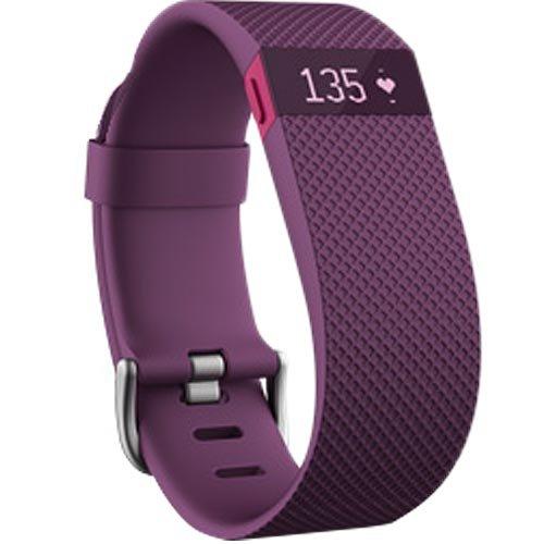 【日本正規代理店品】Fitbit ワイヤレス活動量計+心拍計リストバンド ChargeHR