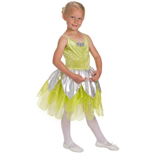 Tinkerbell Dress-up Deluxe Costume XL 7-9 Yrs