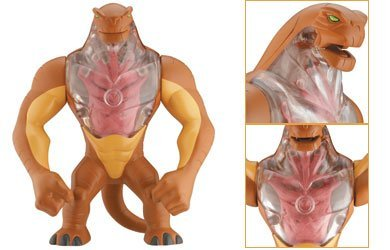 Ben 10 DNA Alien Heroes Humungousaur Action Figure 6-inch by Ben 10