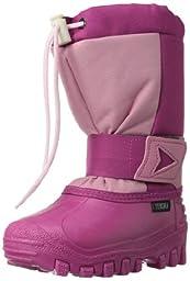 Tundra Arctic Drift 2 Boot (Toddler/Little Kid),Pink,9 M US Toddler