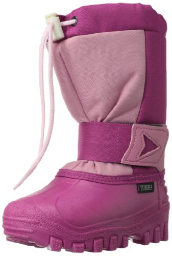 Tundra Arctic Drift 2 Boot (Toddler/Little Kid),Pink,10 M US Toddler