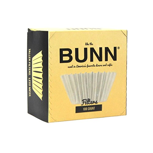 BUNN BCF100-B 100-Count Basket Filter 777781029116 ToolFanatic.com