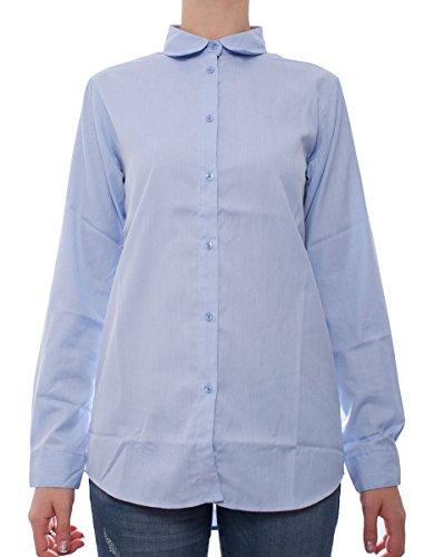 Sparkz Alfreda donna, camicia, bianco, X-Small EU