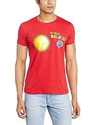 Status Quo Men's Round Neck Cotton T-Shirt - B00NMCK184