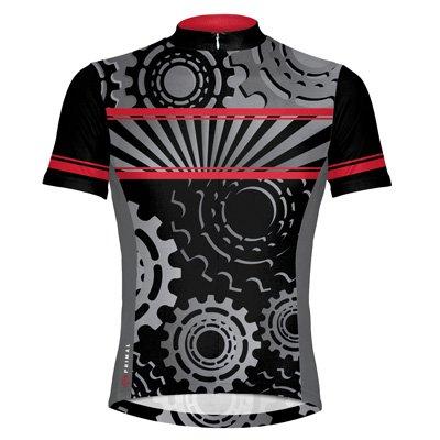 Image of Primal Wear Groove Cycling Jersey by Primal Wear Men's Short Sleeve Medium (GRO1J10MM)