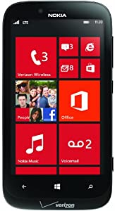 Nokia Lumia 822, Black (Verizon Wireless)