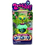 Zoobles Toy Petagonia Animal Mini Figure #11 Birdadette