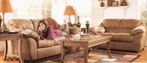 Buy Low Price AtHomeMart Canyon Sofa, Loveseat, and Recliner Set (ASLY1410038_1410035_1410025_3PC)
